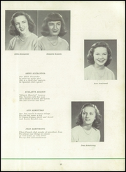 Page 17, 1948 Edition, Napsonian School - Napsoniana Yearbook (Atlanta, GA) online yearbook collection