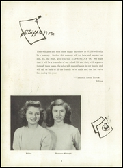 Page 8, 1948 Edition, Napsonian School - Napsoniana Yearbook (Atlanta, GA) online yearbook collection