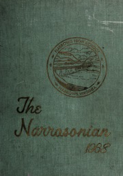 Narrows High School - Narrosonian Yearbook (Narrows, VA) online yearbook collection, 1968 Edition, Cover