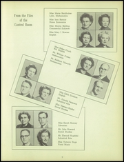 Page 13, 1950 Edition, Nathan Hale High School - Vigilant Yearbook (West Allis, WI) online yearbook collection