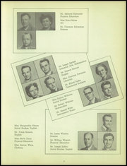 Page 15, 1950 Edition, Nathan Hale High School - Vigilant Yearbook (West Allis, WI) online yearbook collection