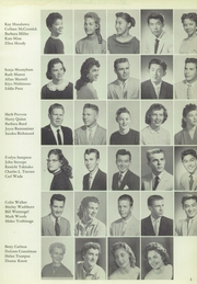 Page 11, 1957 Edition, Nathaniel Narbonne High School - El Eco Yearbook (Harbor City, CA) online yearbook collection