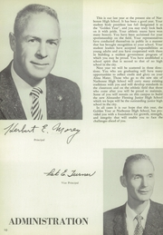 Page 16, 1957 Edition, Nathaniel Narbonne High School - El Eco Yearbook (Harbor City, CA) online yearbook collection