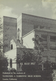 Page 8, 1957 Edition, Nathaniel Narbonne High School - El Eco Yearbook (Harbor City, CA) online yearbook collection