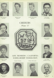 Page 9, 1957 Edition, Nathaniel Narbonne High School - El Eco Yearbook (Harbor City, CA) online yearbook collection