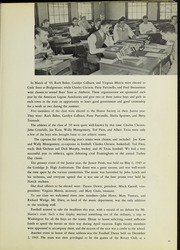 Page 15, 1950 Edition, Natick High School - Sassamon Yearbook (Natick, MA) online yearbook collection
