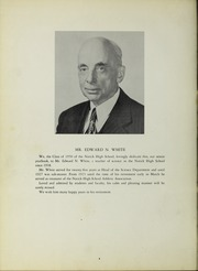 Page 8, 1950 Edition, Natick High School - Sassamon Yearbook (Natick, MA) online yearbook collection