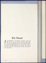 Page 10, 1935 Edition, National Louis University - National Yearbook (Chicago, IL) online yearbook collection