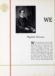 Page 10, 1936 Edition, National Louis University - National Yearbook (Chicago, IL) online yearbook collection