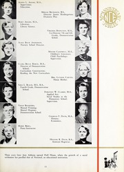 Page 17, 1936 Edition, National Louis University - National Yearbook (Chicago, IL) online yearbook collection
