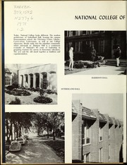 Page 6, 1971 Edition, National Louis University - National Yearbook (Chicago, IL) online yearbook collection