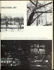 Page 7, 1971 Edition, National Louis University - National Yearbook (Chicago, IL) online yearbook collection