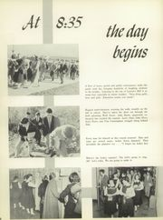 Page 12, 1957 Edition, Nativity BVM High School - Ave Maria Yearbook (Pottsville, PA) online yearbook collection