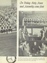 Page 15, 1957 Edition, Nativity BVM High School - Ave Maria Yearbook (Pottsville, PA) online yearbook collection