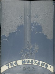 Natrona County High School - Mustang Yearbook (Casper, WY) online yearbook collection, 1942 Edition, Cover