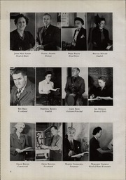 Page 10, 1942 Edition, Natrona County High School - Mustang Yearbook (Casper, WY) online yearbook collection
