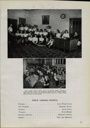 Page 17, 1942 Edition, Natrona County High School - Mustang Yearbook (Casper, WY) online yearbook collection