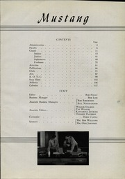 Page 7, 1942 Edition, Natrona County High School - Mustang Yearbook (Casper, WY) online yearbook collection