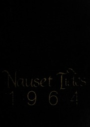 Nauset Regional High School - Nauset Tides Yearbook (North Eastham, MA) online yearbook collection, 1964 Edition, Cover