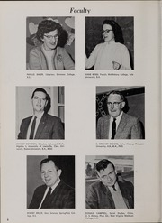 Page 10, 1964 Edition, Nauset Regional High School - Nauset Tides Yearbook (North Eastham, MA) online yearbook collection