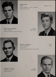Page 17, 1964 Edition, Nauset Regional High School - Nauset Tides Yearbook (North Eastham, MA) online yearbook collection