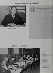 Page 8, 1964 Edition, Nauset Regional High School - Nauset Tides Yearbook (North Eastham, MA) online yearbook collection