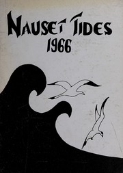 Nauset Regional High School - Nauset Tides Yearbook (North Eastham, MA) online yearbook collection, 1966 Edition, Cover