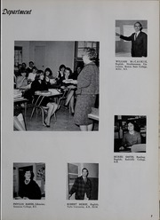 Page 11, 1966 Edition, Nauset Regional High School - Nauset Tides Yearbook (North Eastham, MA) online yearbook collection