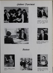 Page 15, 1966 Edition, Nauset Regional High School - Nauset Tides Yearbook (North Eastham, MA) online yearbook collection