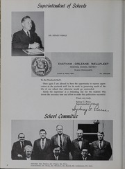 Page 8, 1966 Edition, Nauset Regional High School - Nauset Tides Yearbook (North Eastham, MA) online yearbook collection