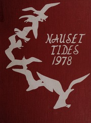 Nauset Regional High School - Nauset Tides Yearbook (North Eastham, MA) online yearbook collection, 1978 Edition, Cover