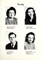 Page 11, 1950 Edition, Nebo High School - Pioneer Yearbook (Nebo, NC) online yearbook collection