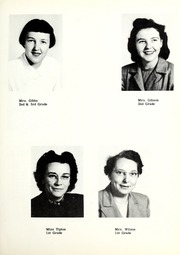 Page 13, 1950 Edition, Nebo High School - Pioneer Yearbook (Nebo, NC) online yearbook collection
