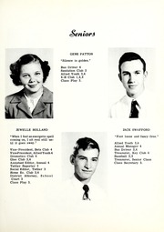 Page 15, 1950 Edition, Nebo High School - Pioneer Yearbook (Nebo, NC) online yearbook collection
