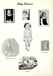 Page 16, 1950 Edition, Nebo High School - Pioneer Yearbook (Nebo, NC) online yearbook collection