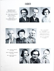 Page 11, 1954 Edition, Nebo High School - Pioneer Yearbook (Nebo, NC) online yearbook collection