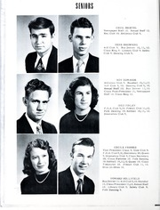 Page 14, 1954 Edition, Nebo High School - Pioneer Yearbook (Nebo, NC) online yearbook collection