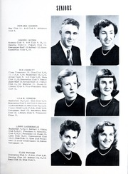 Page 15, 1954 Edition, Nebo High School - Pioneer Yearbook (Nebo, NC) online yearbook collection