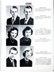 Page 16, 1954 Edition, Nebo High School - Pioneer Yearbook (Nebo, NC) online yearbook collection