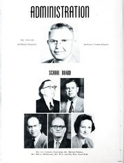 Page 8, 1954 Edition, Nebo High School - Pioneer Yearbook (Nebo, NC) online yearbook collection