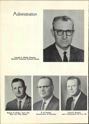 Page 16, 1961 Edition, Nebraska Vocational Technical School - Technician Yearbook (Milford, NE) online yearbook collection