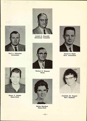 Page 17, 1961 Edition, Nebraska Vocational Technical School - Technician Yearbook (Milford, NE) online yearbook collection