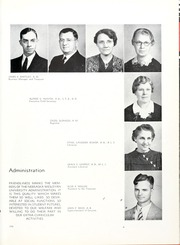 Page 15, 1939 Edition, Nebraska Wesleyan University - Plainsman Yearbook (Lincoln, NE) online yearbook collection