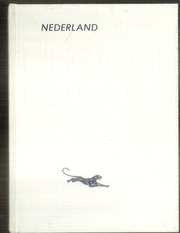 Nederland High School - Nugget Yearbook (Nederland, CO) online yearbook collection, 1976 Edition, Cover
