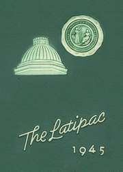 Needham Broughton High School - Latipac Yearbook (Raleigh, NC) online yearbook collection, 1945 Edition, Cover