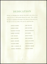 Page 11, 1945 Edition, Needham Broughton High School - Latipac Yearbook (Raleigh, NC) online yearbook collection