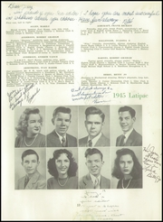 Page 17, 1945 Edition, Needham Broughton High School - Latipac Yearbook (Raleigh, NC) online yearbook collection