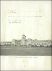 Page 7, 1945 Edition, Needham Broughton High School - Latipac Yearbook (Raleigh, NC) online yearbook collection