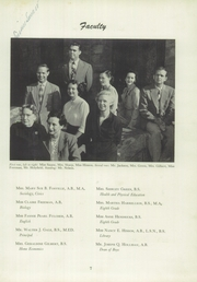Page 11, 1953 Edition, Needham Broughton High School - Latipac Yearbook (Raleigh, NC) online yearbook collection
