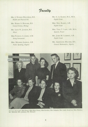 Page 12, 1953 Edition, Needham Broughton High School - Latipac Yearbook (Raleigh, NC) online yearbook collection